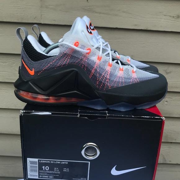 differently 0cfae 7014a Nike LeBron 12 XII Low Air Max 95. M 5b73118681bbc8100b6c2165